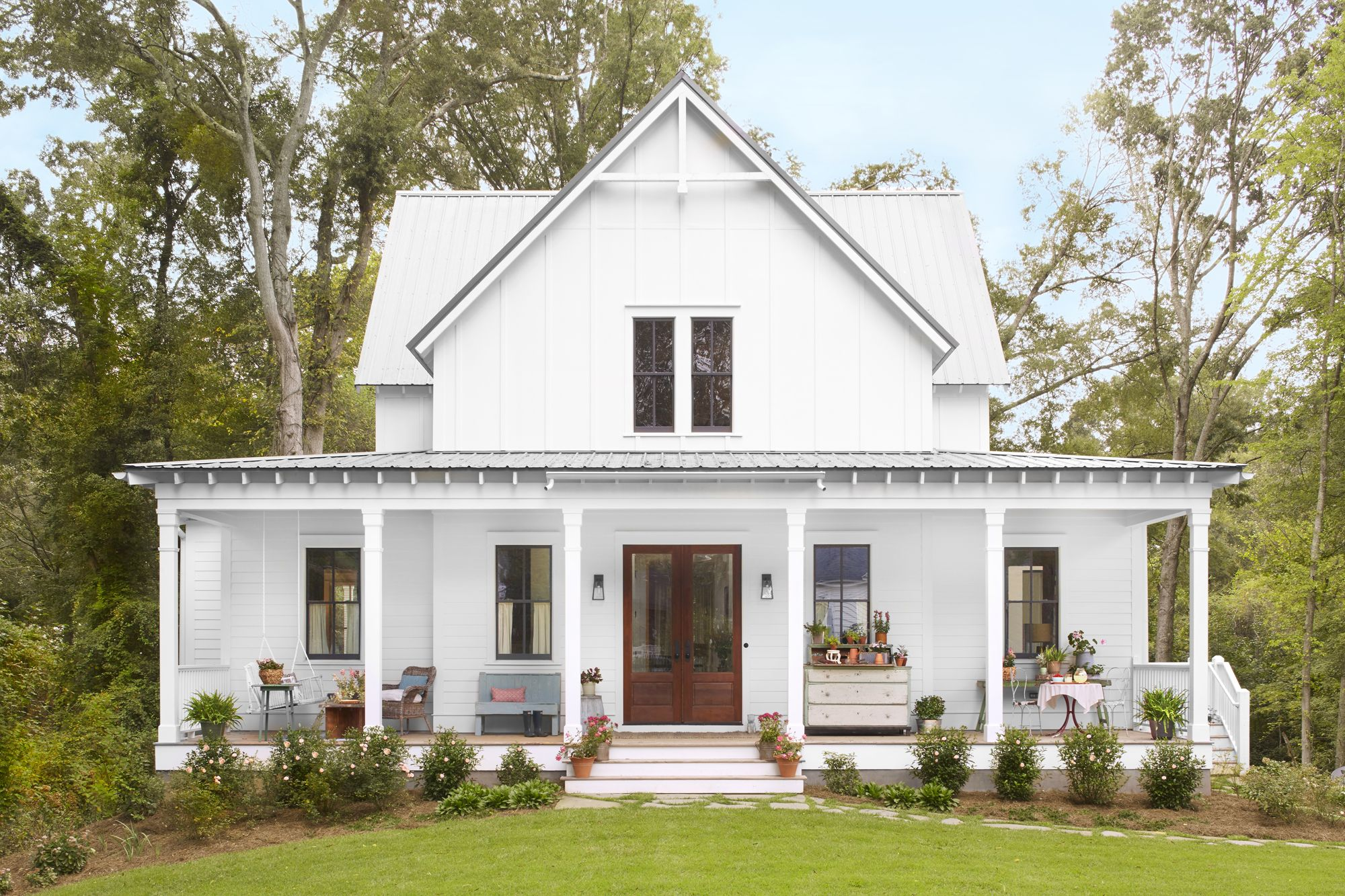 Modern French Farmhouse Exterior 76 Best Patio Designs For 2019 Ideas For Front Porch And Patio