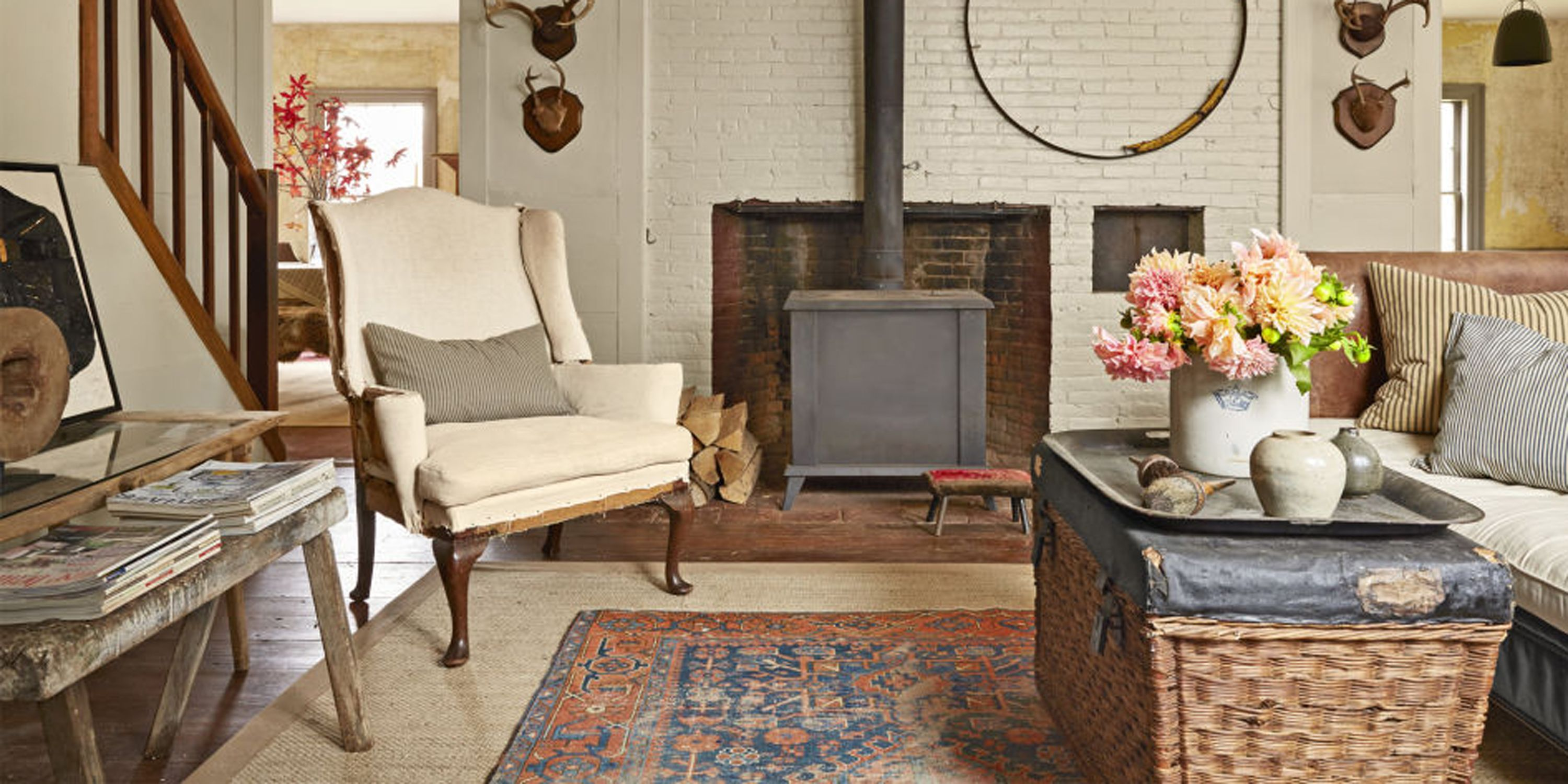 Modern Living Room Persian Rug Layering Rugs Home Décor Trend How To Layer Rugs
