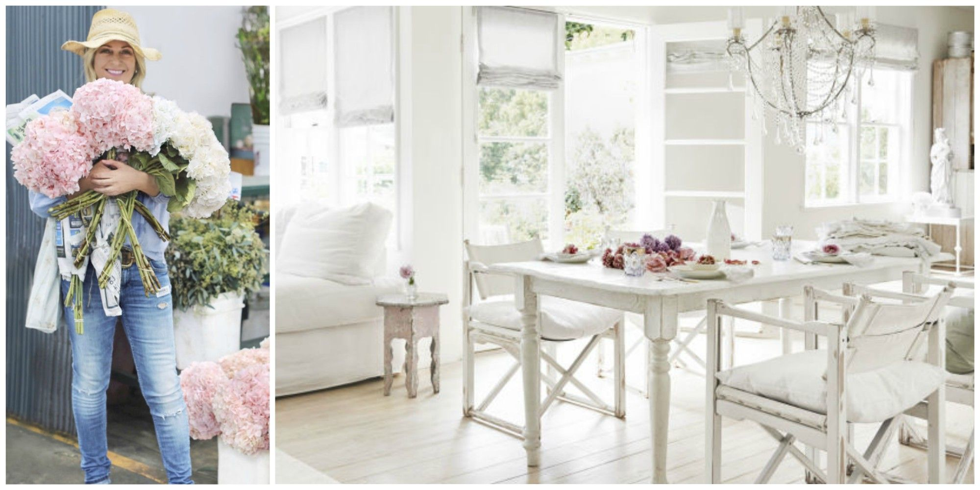 Shabby Chic 9 Ways To Infuse Designer Rachel Ashwell S Shabby Chic Style Into