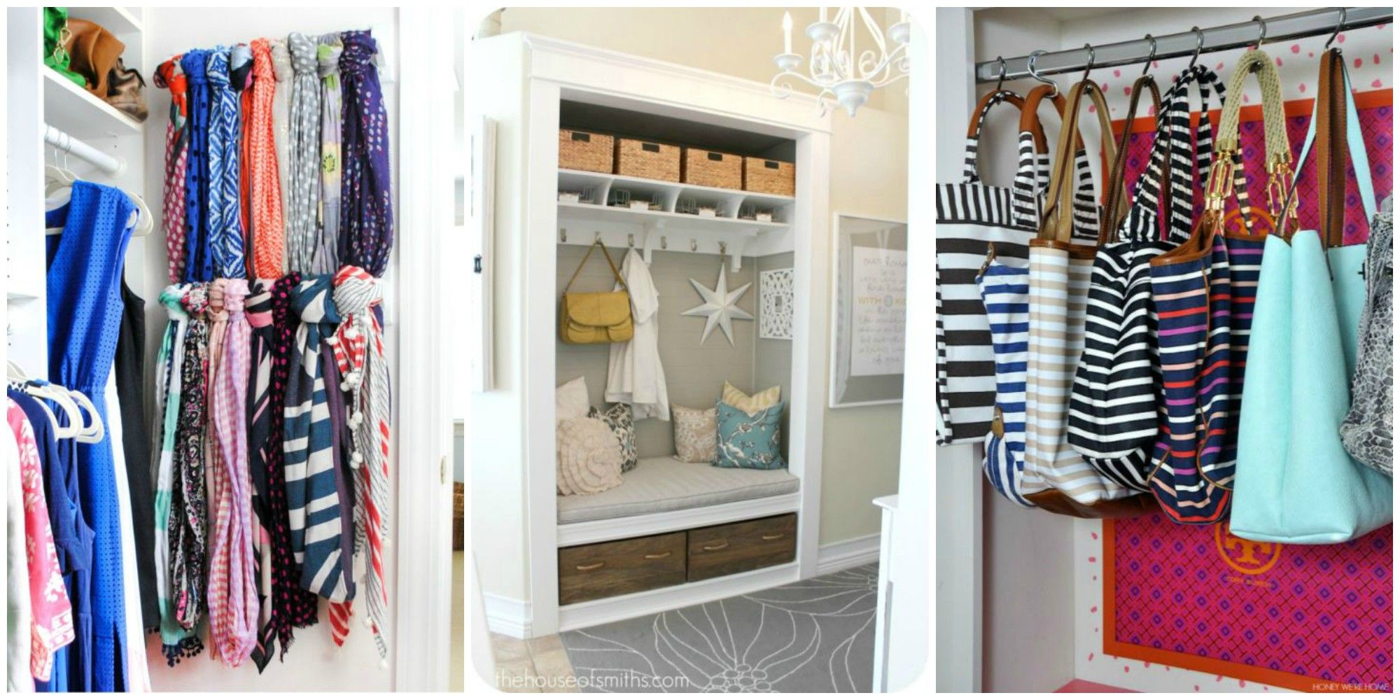 Closet Organization 14 Best Closet Organization Ideas How To Organize Your Closet