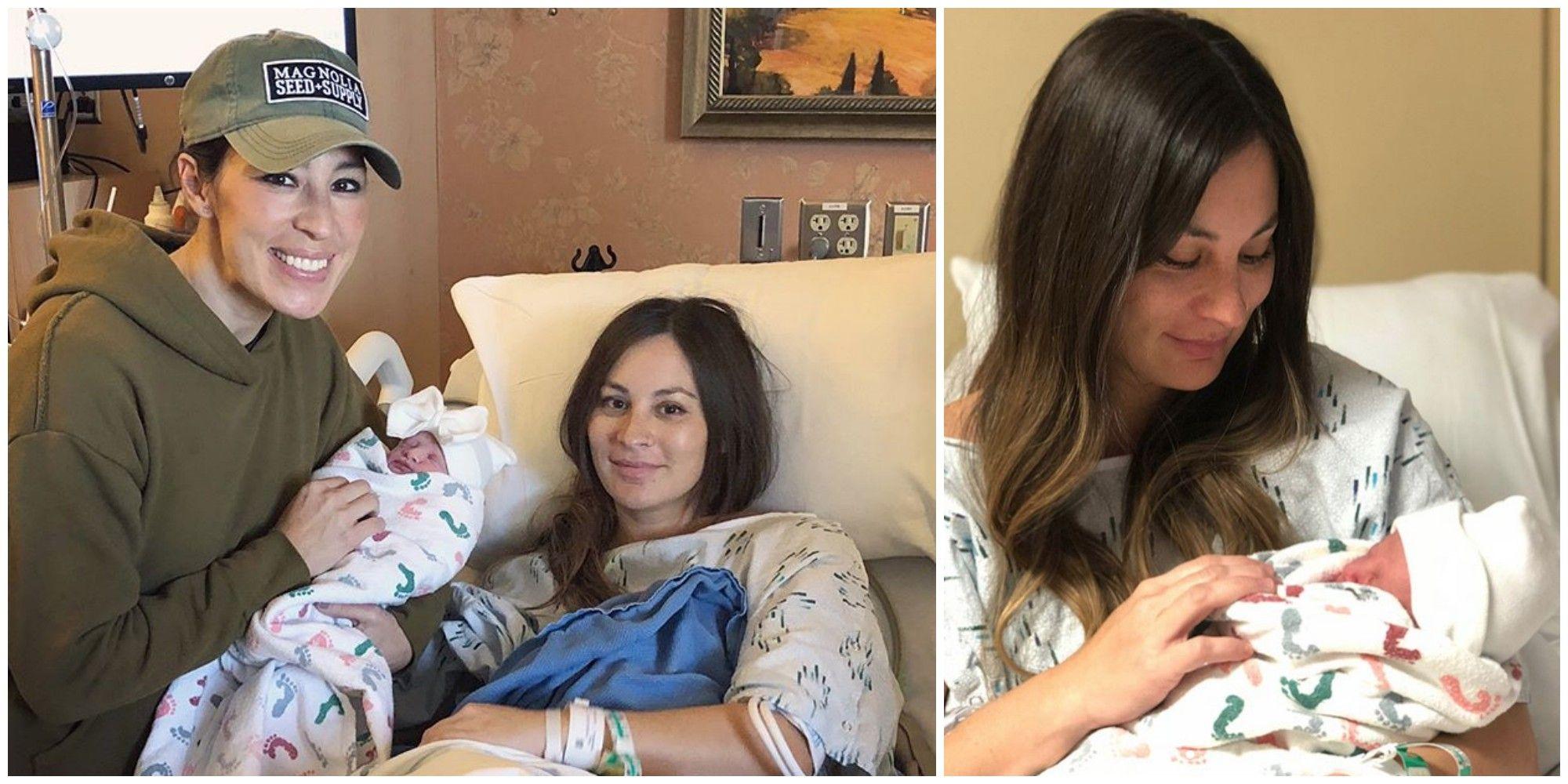 Fullsize Of Joanna Gaines Baby Name