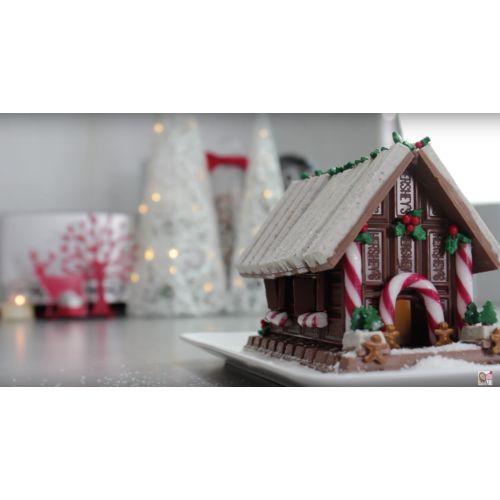 Medium Crop Of Gingerbread House Kit