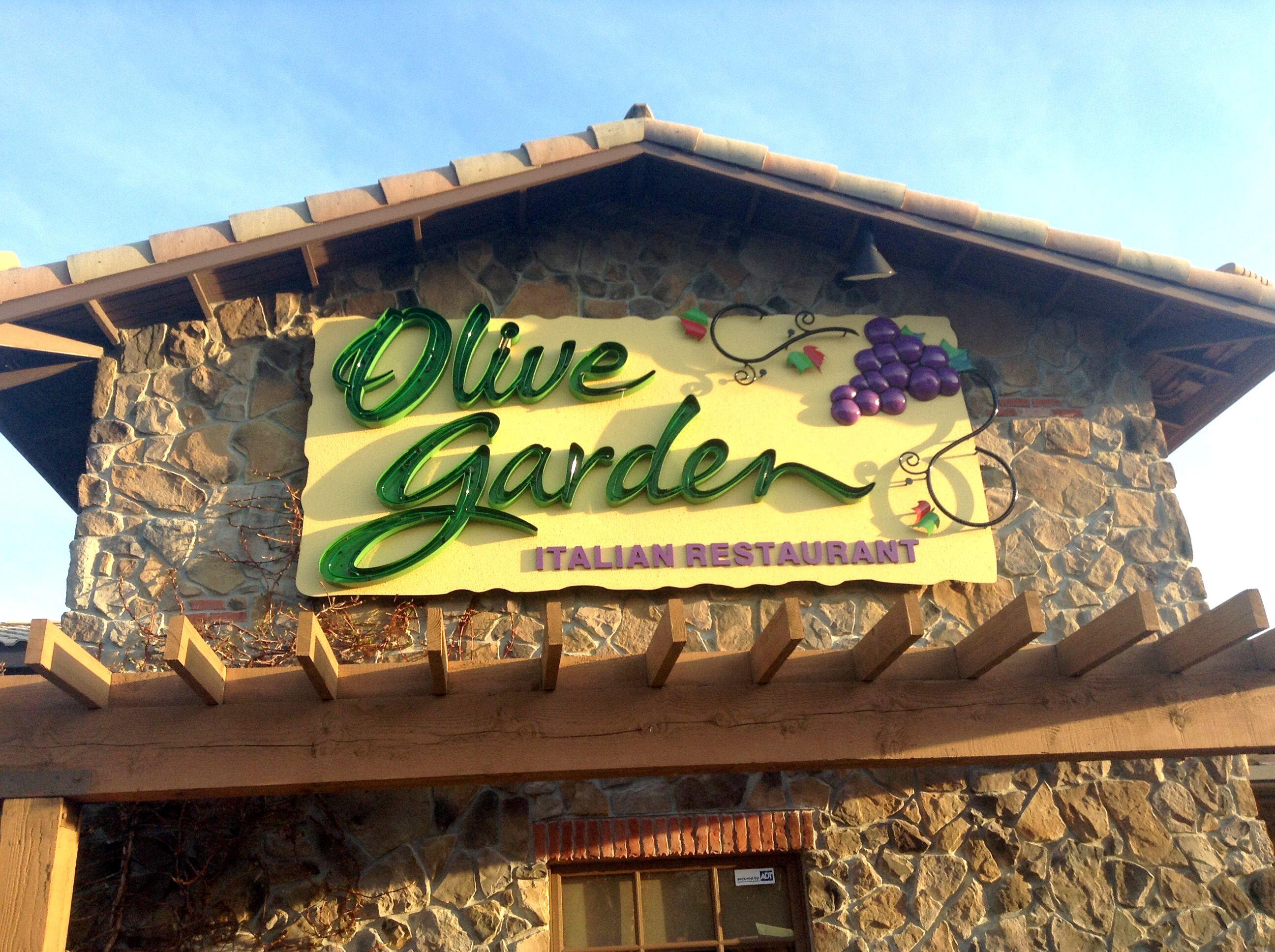 Fullsize Of Olive Garden Gluten Free Menu
