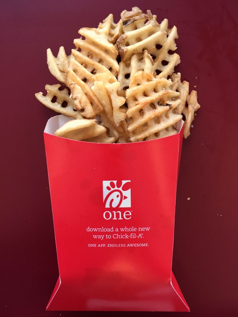 Large Of Chick Fil A Waffle Fries