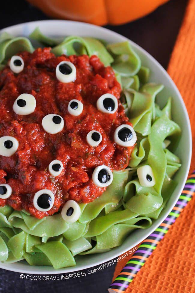 10+ Halloween Dinner Ideas for Kids - Recipes for Halloween Dinner