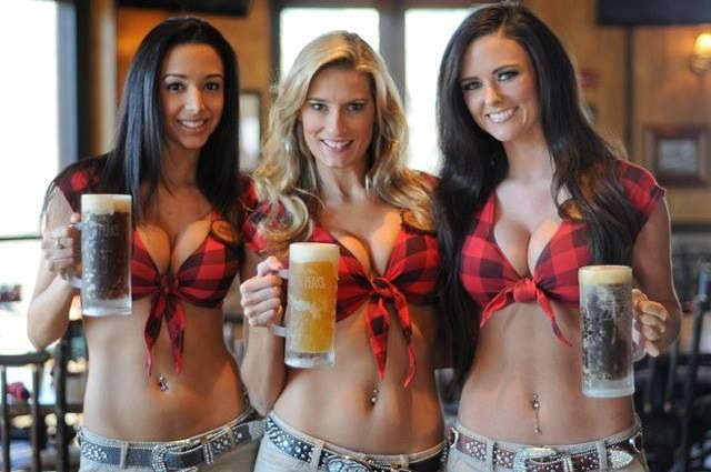 Best Breastaurants in the US - What Is A Breastaurant - Delish