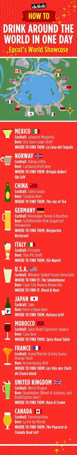 Graceful Epcot Drinking Around World Pinterest Chart Epcot Drink Around World Alcoholic Drinks At Disney World Drink Around World Epcot Map Drink Around World Epcot 2019