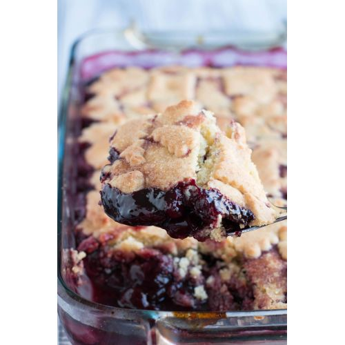 Medium Crop Of Easy Cherry Cobbler
