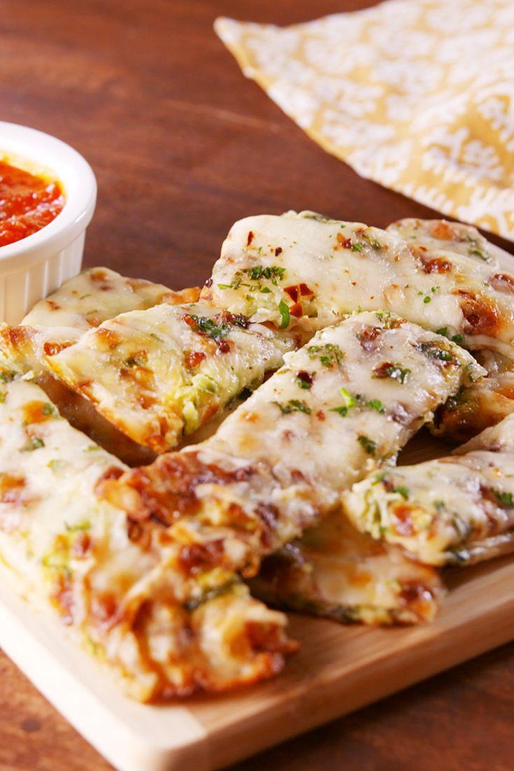 Fullsize Of Zucchini Cheesy Bread