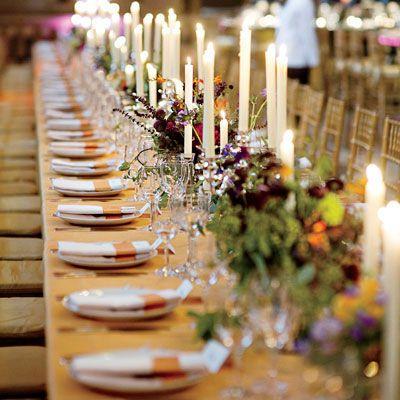 Wedding Menu Ideas - Planning a Wedding Menu