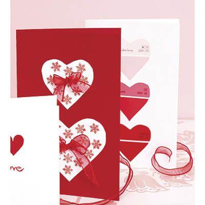 Homemade DIY Valentine\u0027s Day Cards