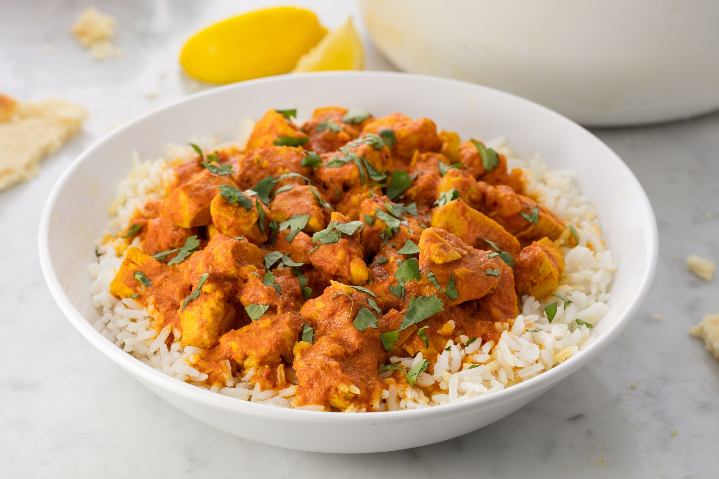 Cuisines Similar To Indian Chicken Curry