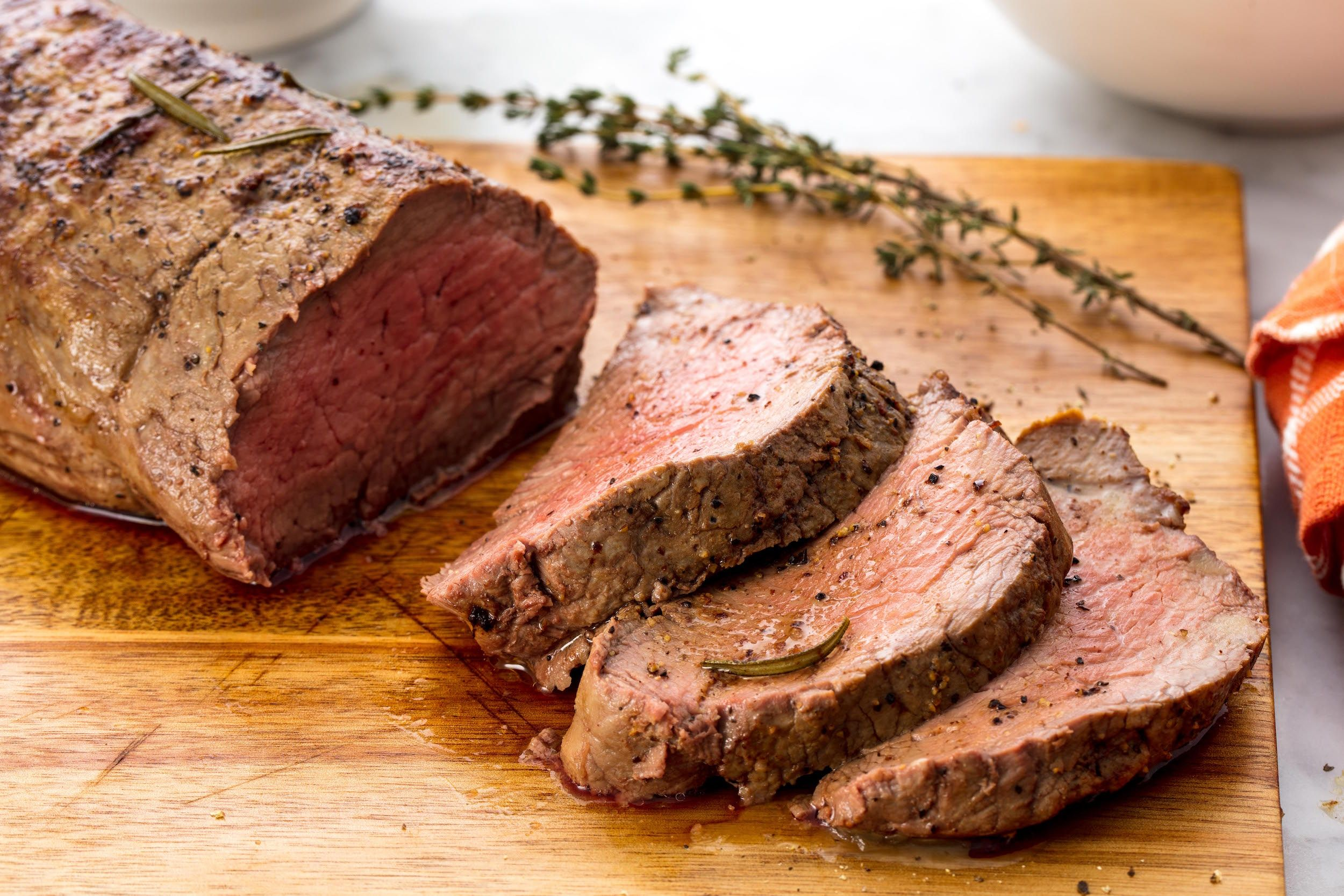 Best Beef Tenderloin Recipe How To Cook A Beef Tenderloin In The Oven