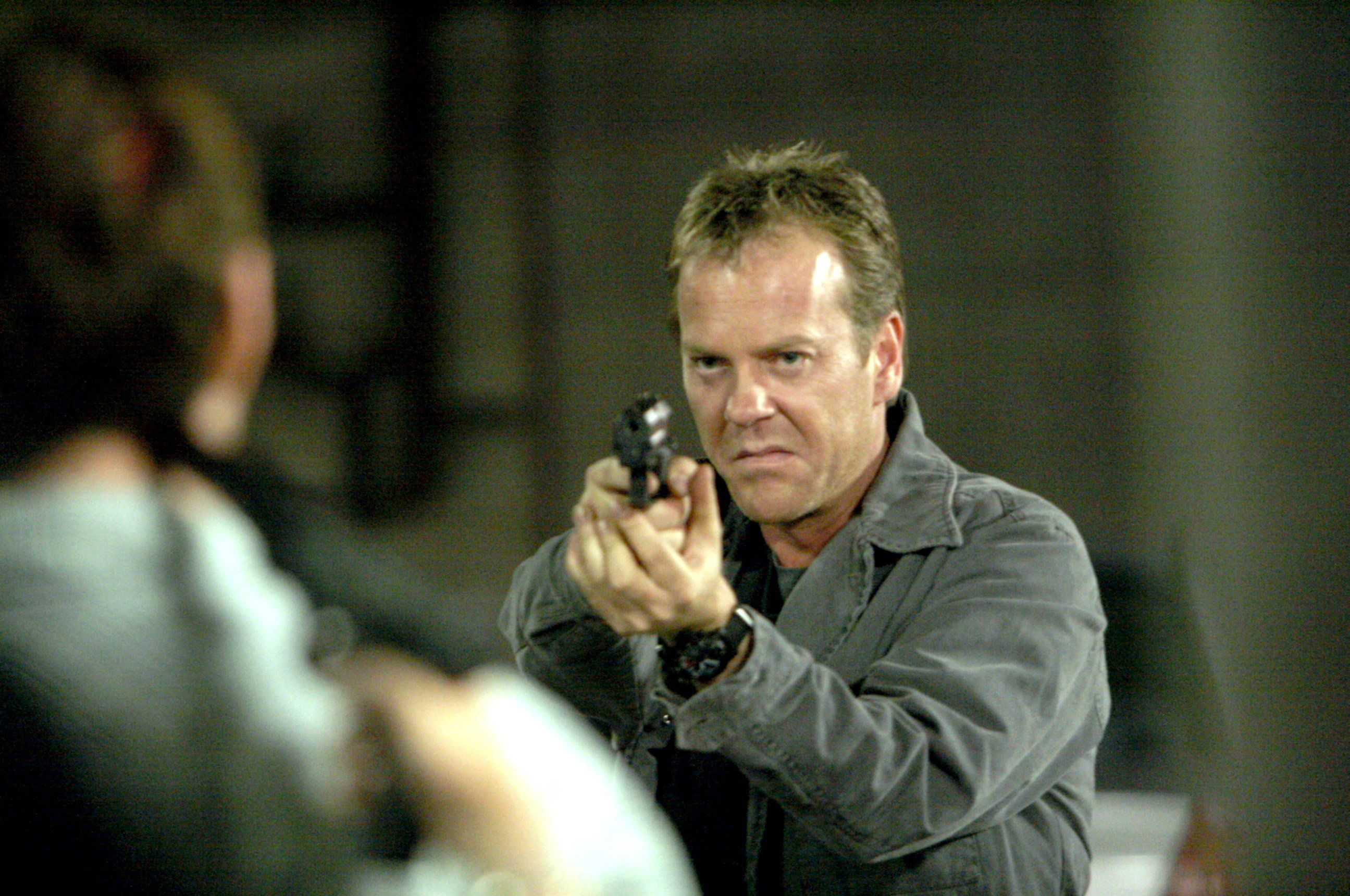 24 Movie 24 S Kiefer Sutherland Talks About Returning To Jack Bauer