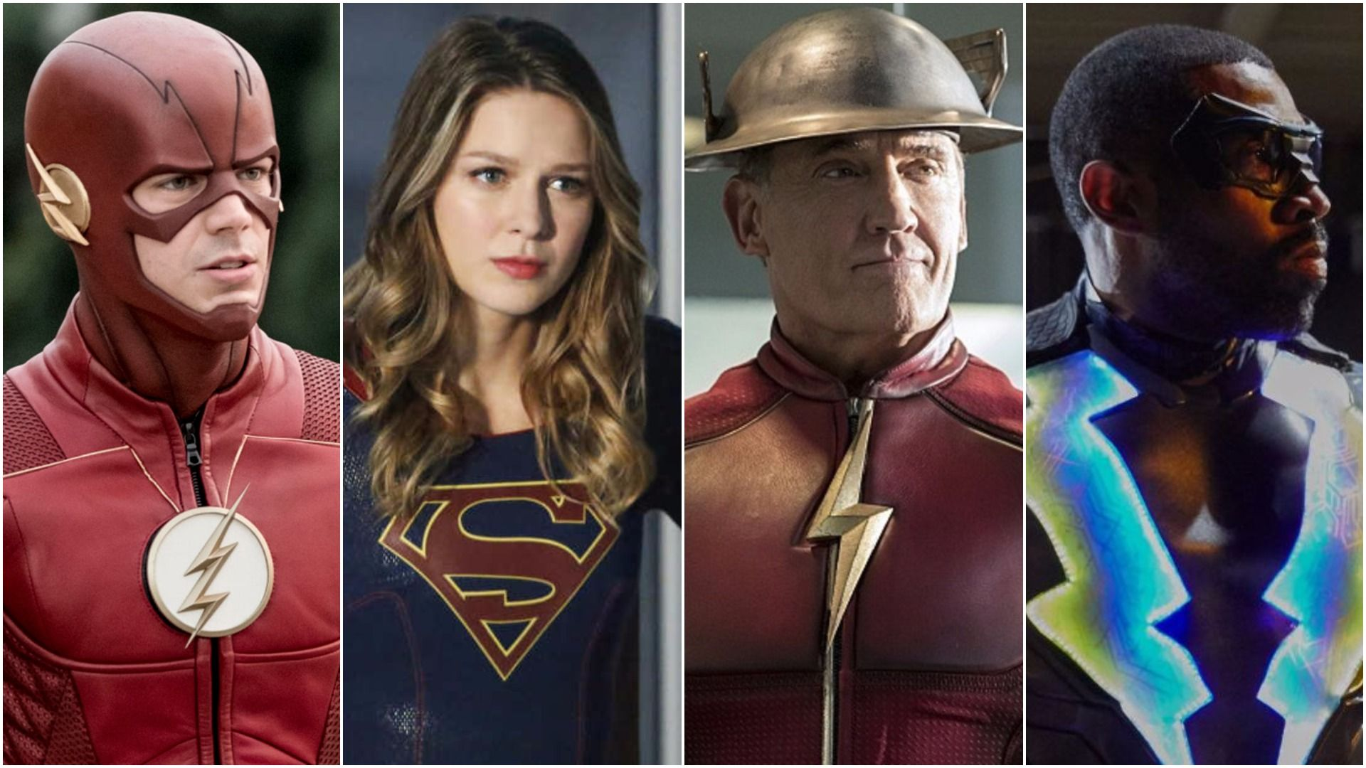 3 Flash Dc Tv Universe Explained How The Flash Supergirl Arrow And