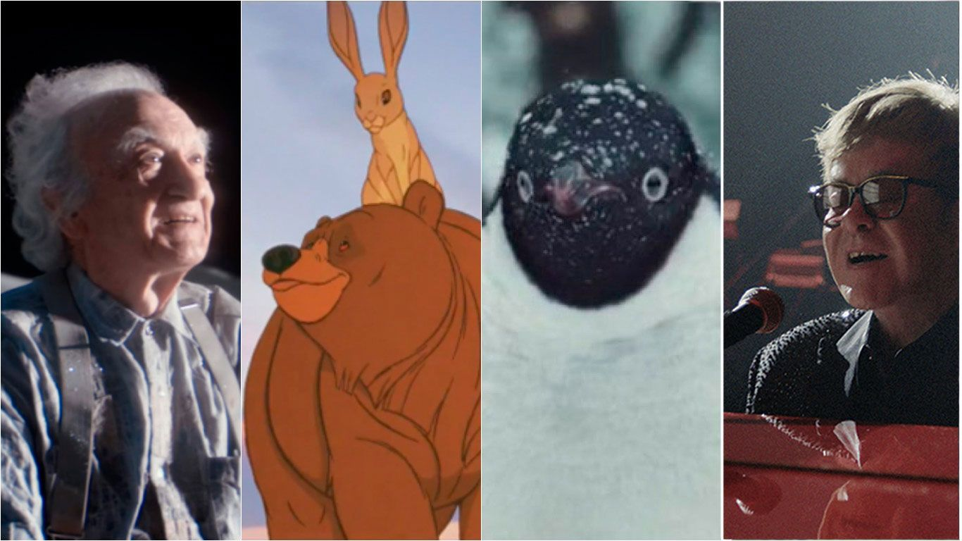 Best Christmas Commercials John Lewis Christmas Adverts Ranked Elton John To Moz The Monster