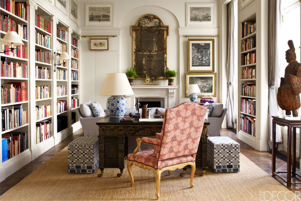 20 Of The Most Stylish Rooms In Paris u2013 French Style Homes - paris themed living room