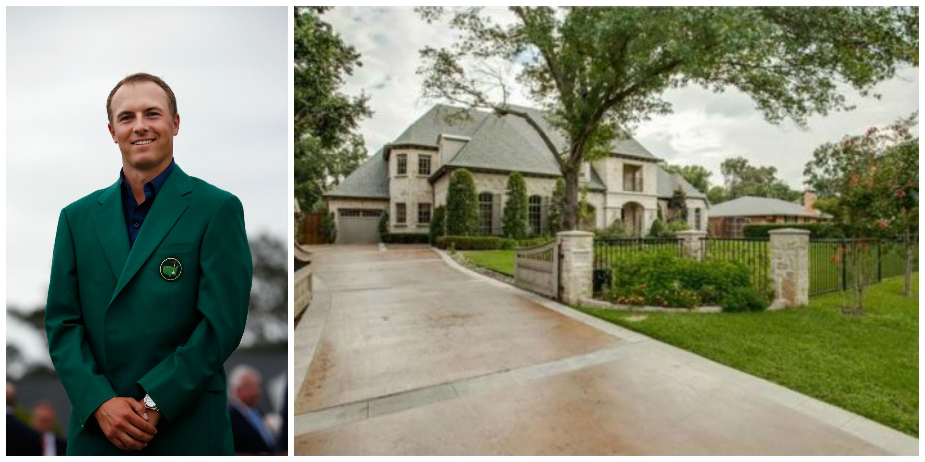Fullsize Of Jordan Spieth House