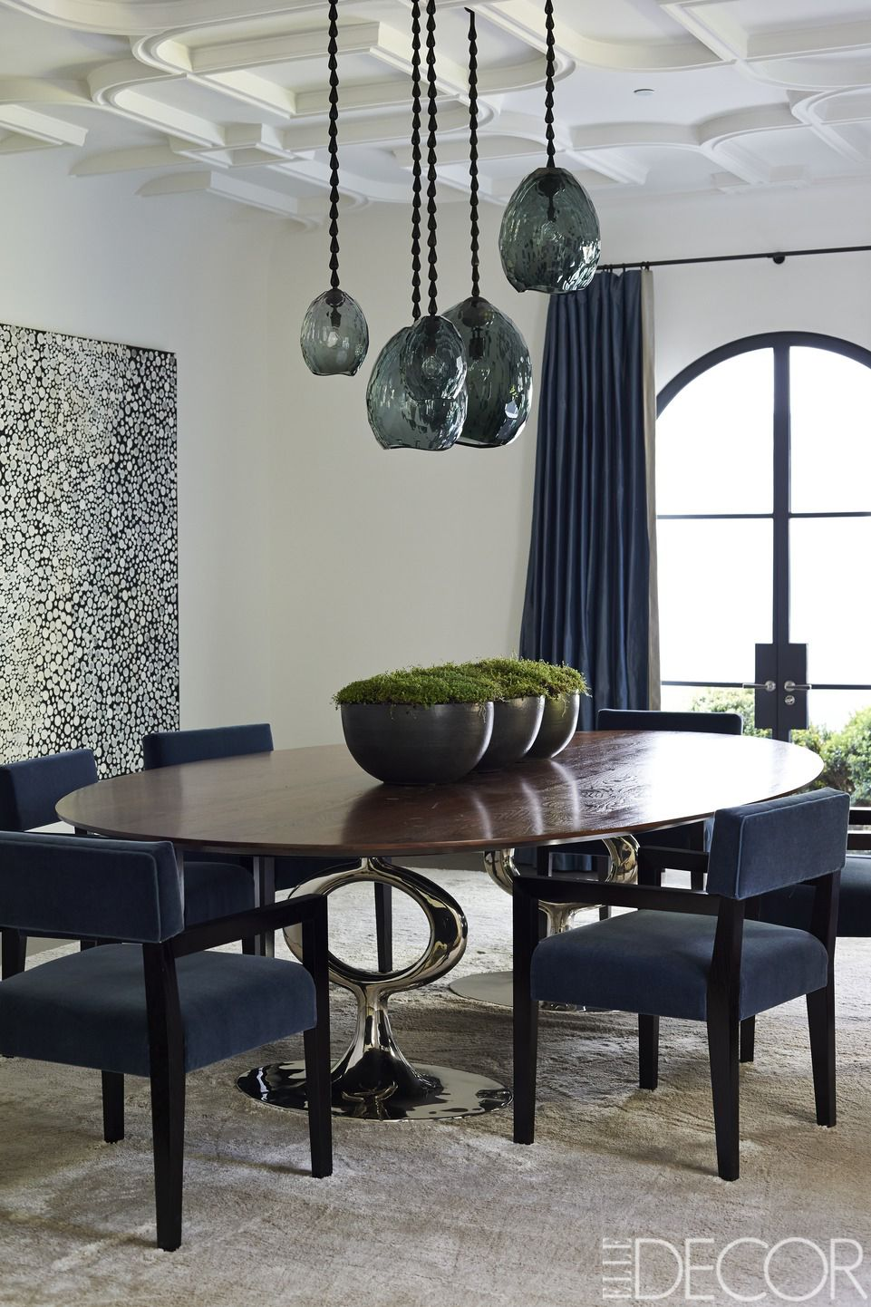 Modern Dining Room Furniture 25 Modern Dining Room Decorating Ideas Contemporary Dining Room