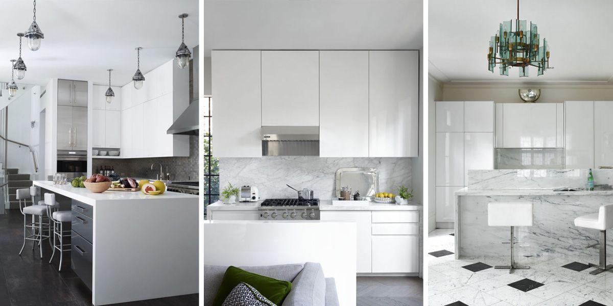 30 Best White Kitchens Design Ideas - Pictures Of White Kitchen