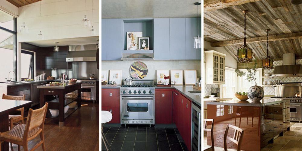 Best Designer Kitchens - Beautiful Kitchen Pictures - Elle Decor - designer kitchens