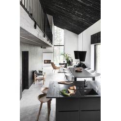 Tempting Design Black Living Room Living Room Decor Decor Ideas Black Accent Color Black Black decor Black And White Living Room
