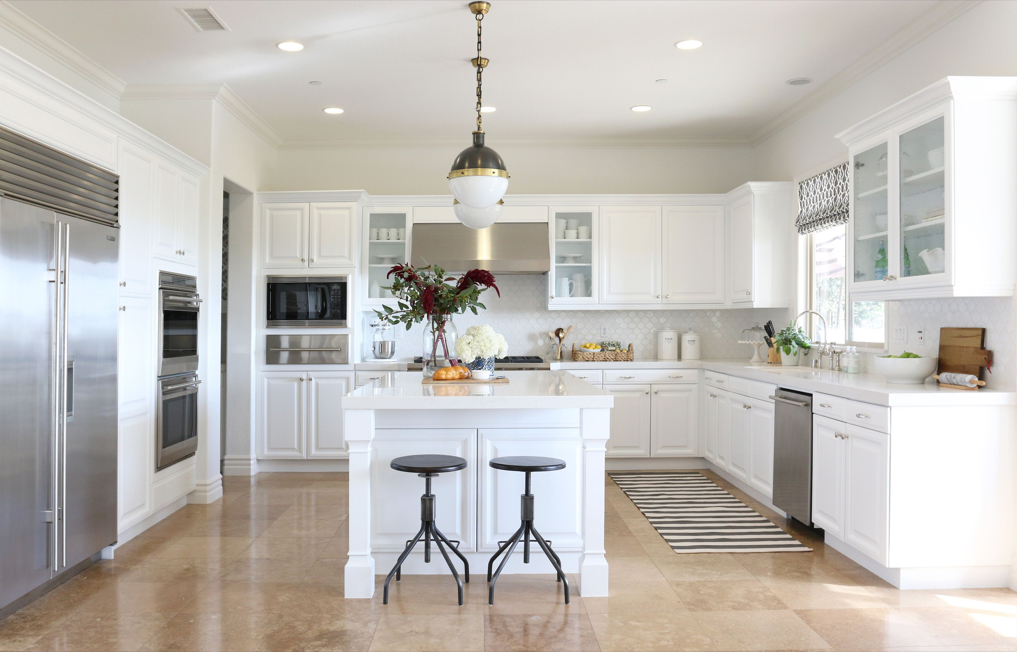 Kitchen Design With White Cabinets Kitchen Sohor