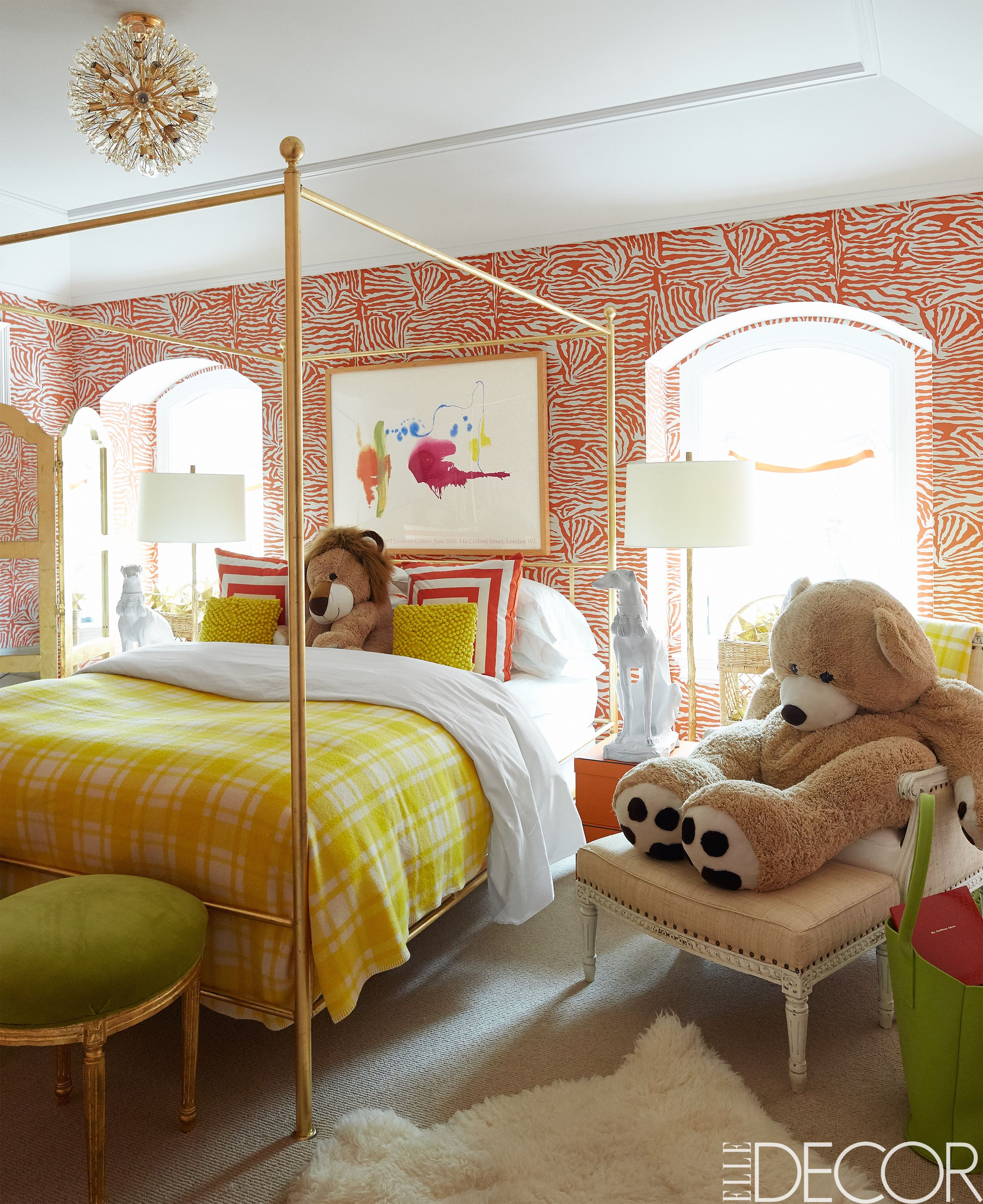 Modern Girls Bedrooms 15 Creative Girls Room Ideas How To Decorate A Girl S Bedroom