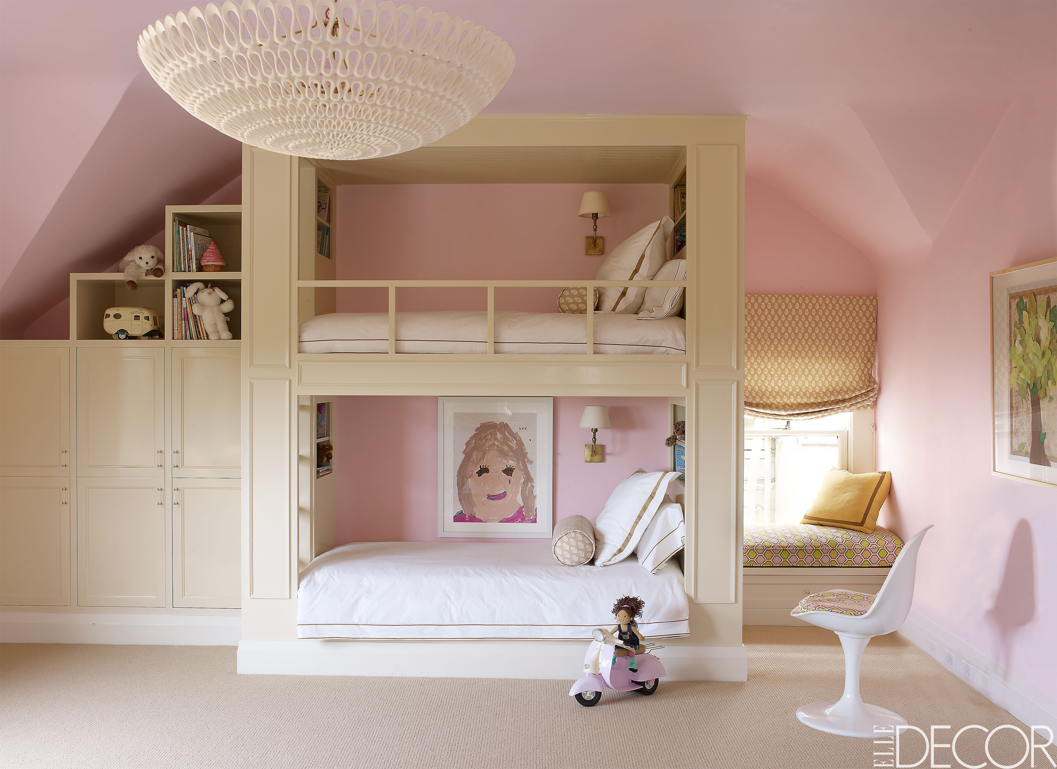 Girls Bedroom Designs 15 Creative Girls Room Ideas How To Decorate A Girl S Bedroom