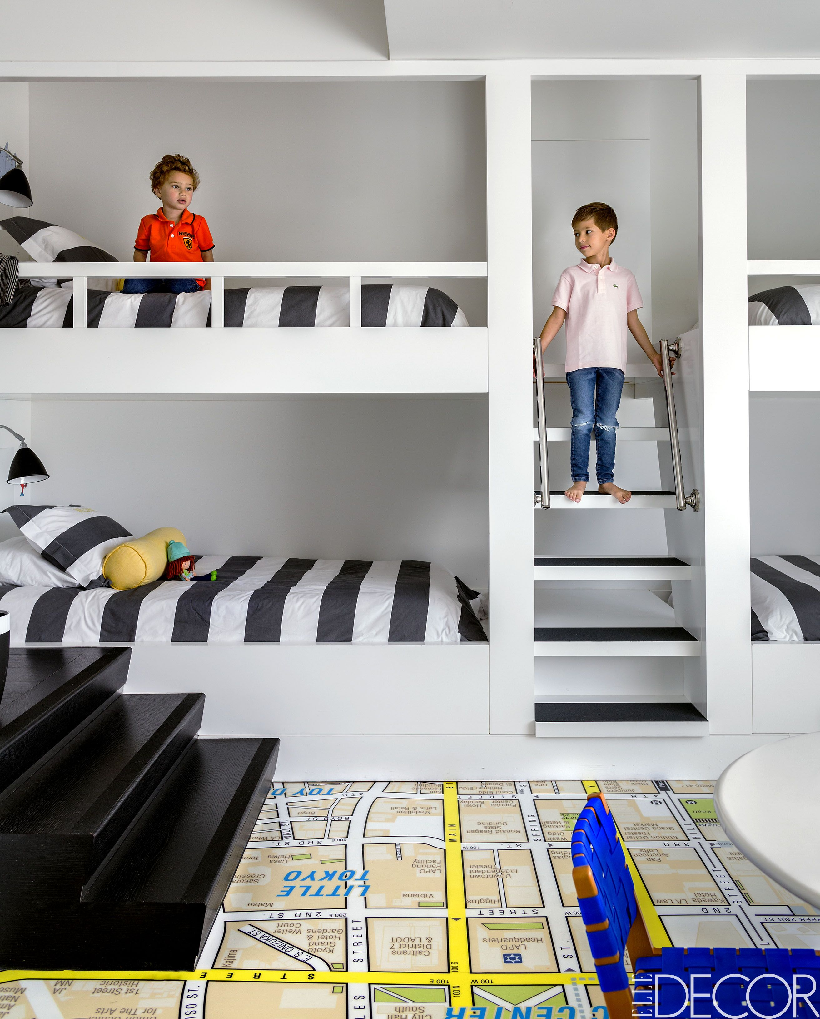 Home Design And Deko Shopping 31 Sophisticated Boys' Room Ideas - How To Decorate A Boys' Bedroom