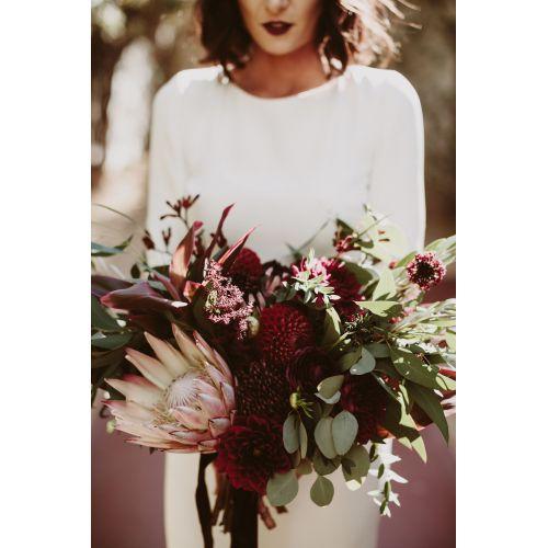 Medium Crop Of Fall Wedding Bouquets