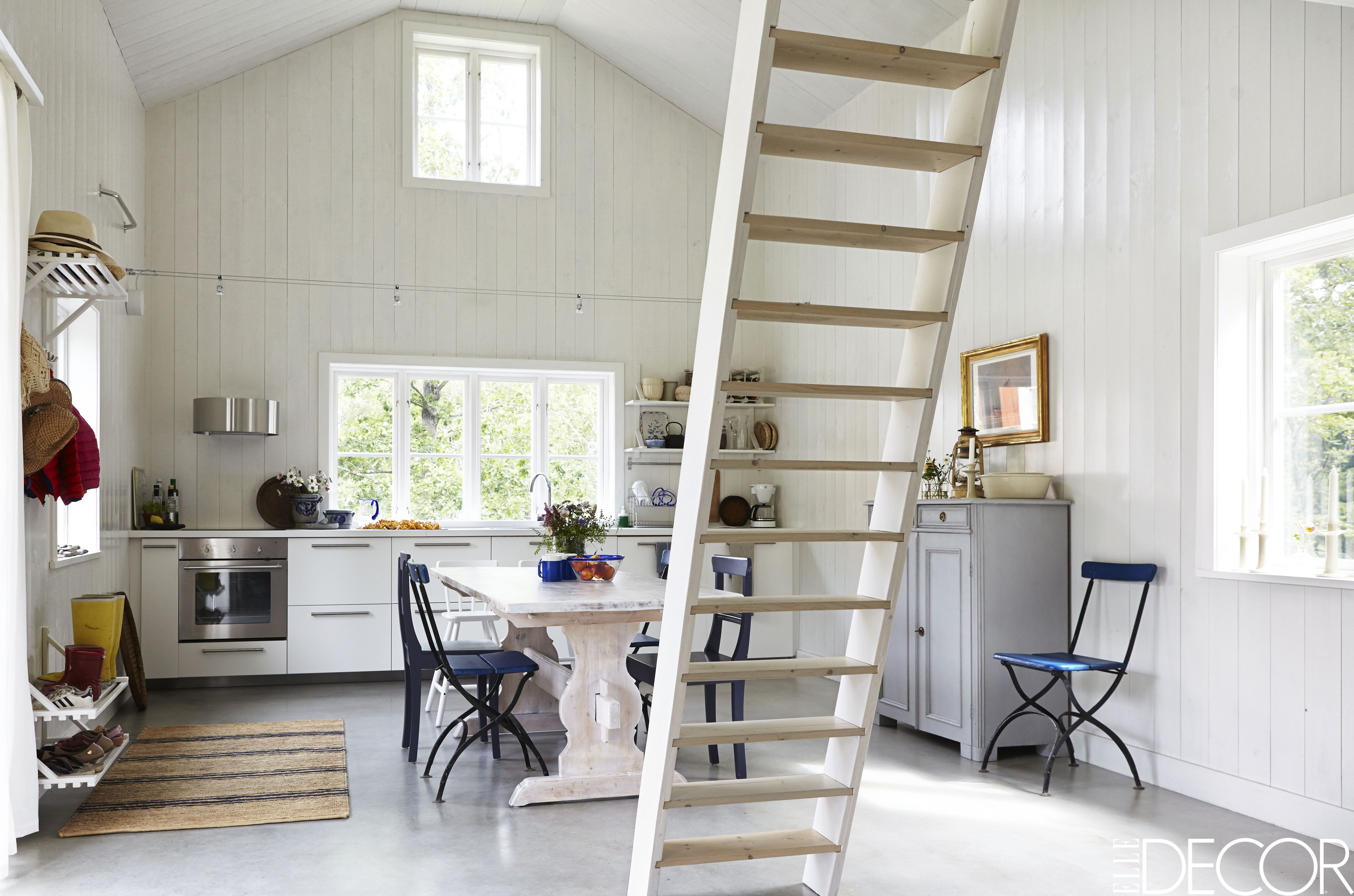 Swedish Decorating Tour A Minimalist Cottage With Scandinavian Design Summer House
