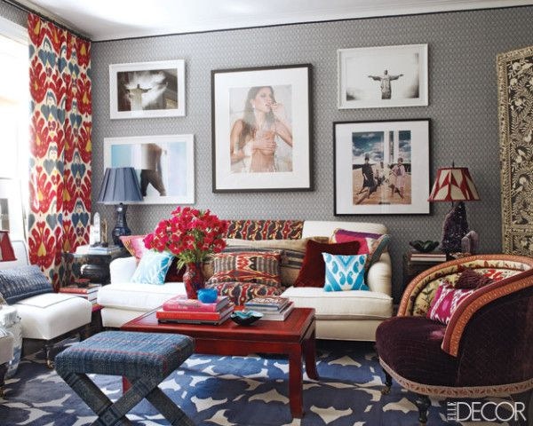 28 Best Living Room Rugs - Best Ideas for Area Rugs - elle decor living rooms