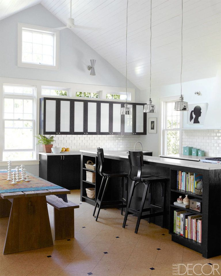 50 Best Kitchen Lighting Fixtures - Chic Ideas for Kitchen Lights - modern kitchen lighting ideas