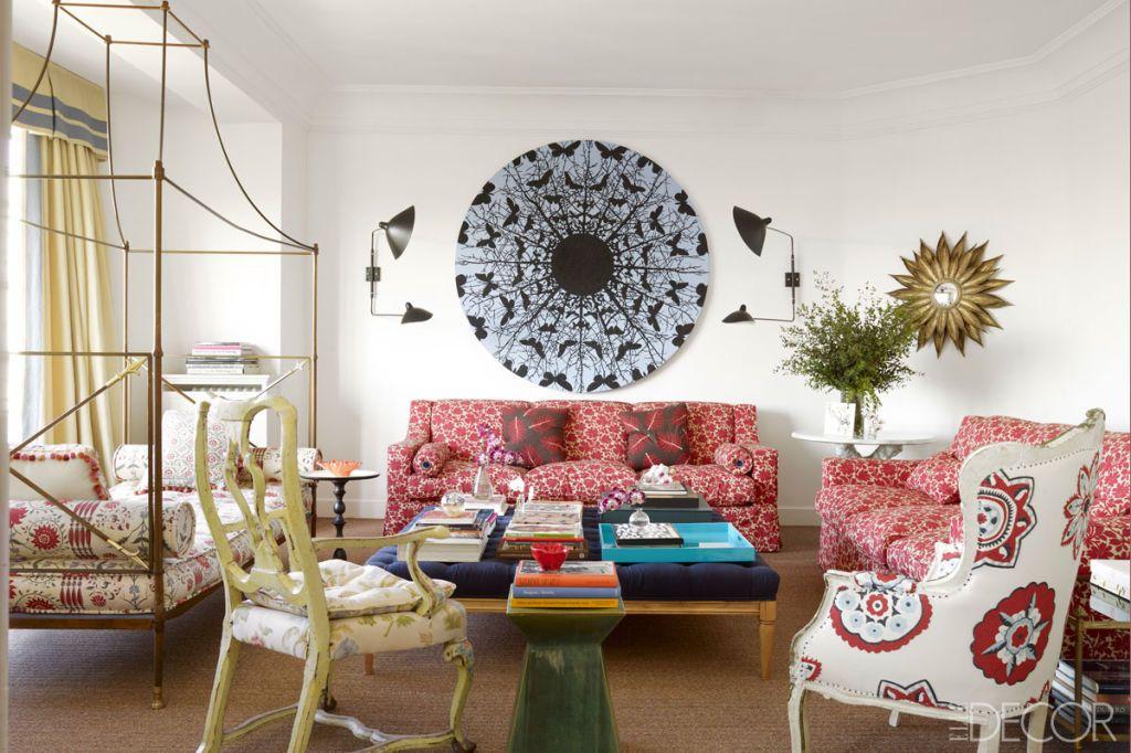 Your Favorite ELLE DECOR Rooms of 2012 - elle decor living rooms