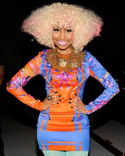The Breakout Celebrities of 2010 Nicki Minaj, Bruno Mars, and More