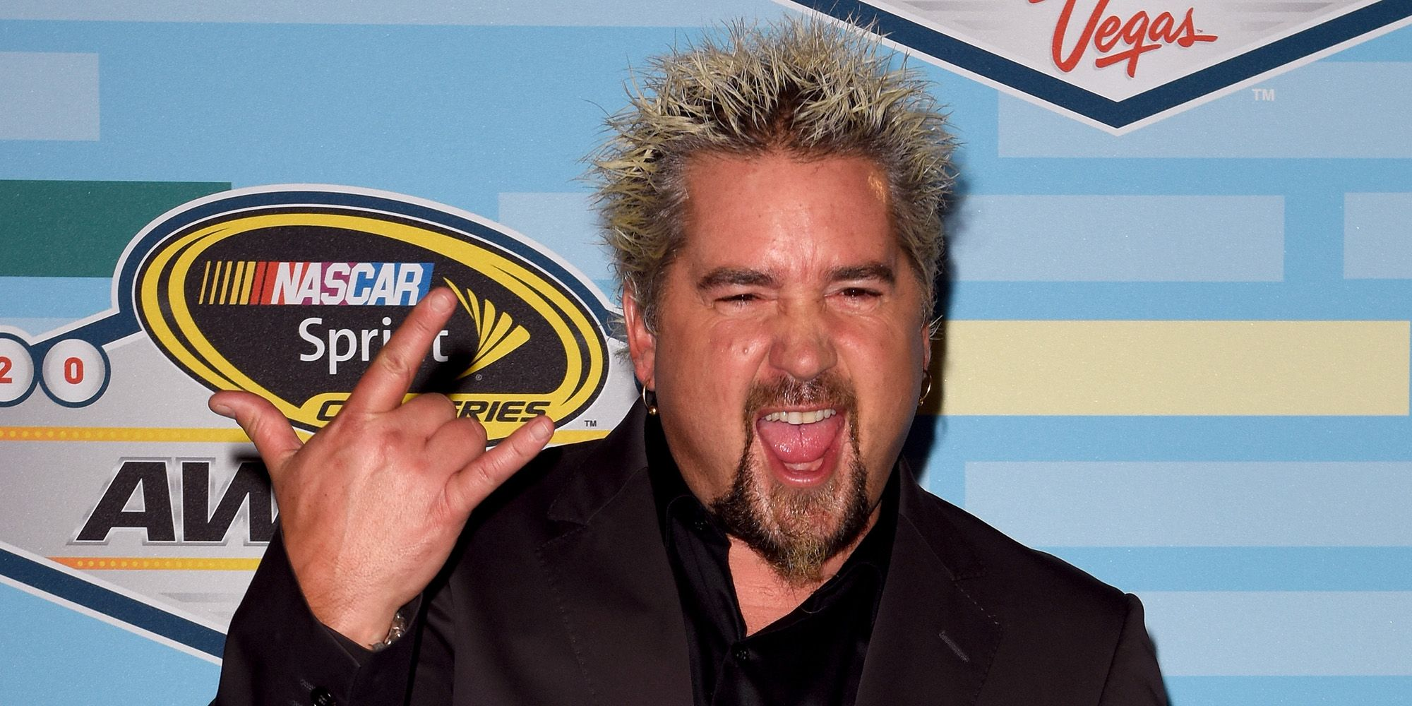 Part Douche Guy Fieri Doesn T Care If You Think He S A Douche