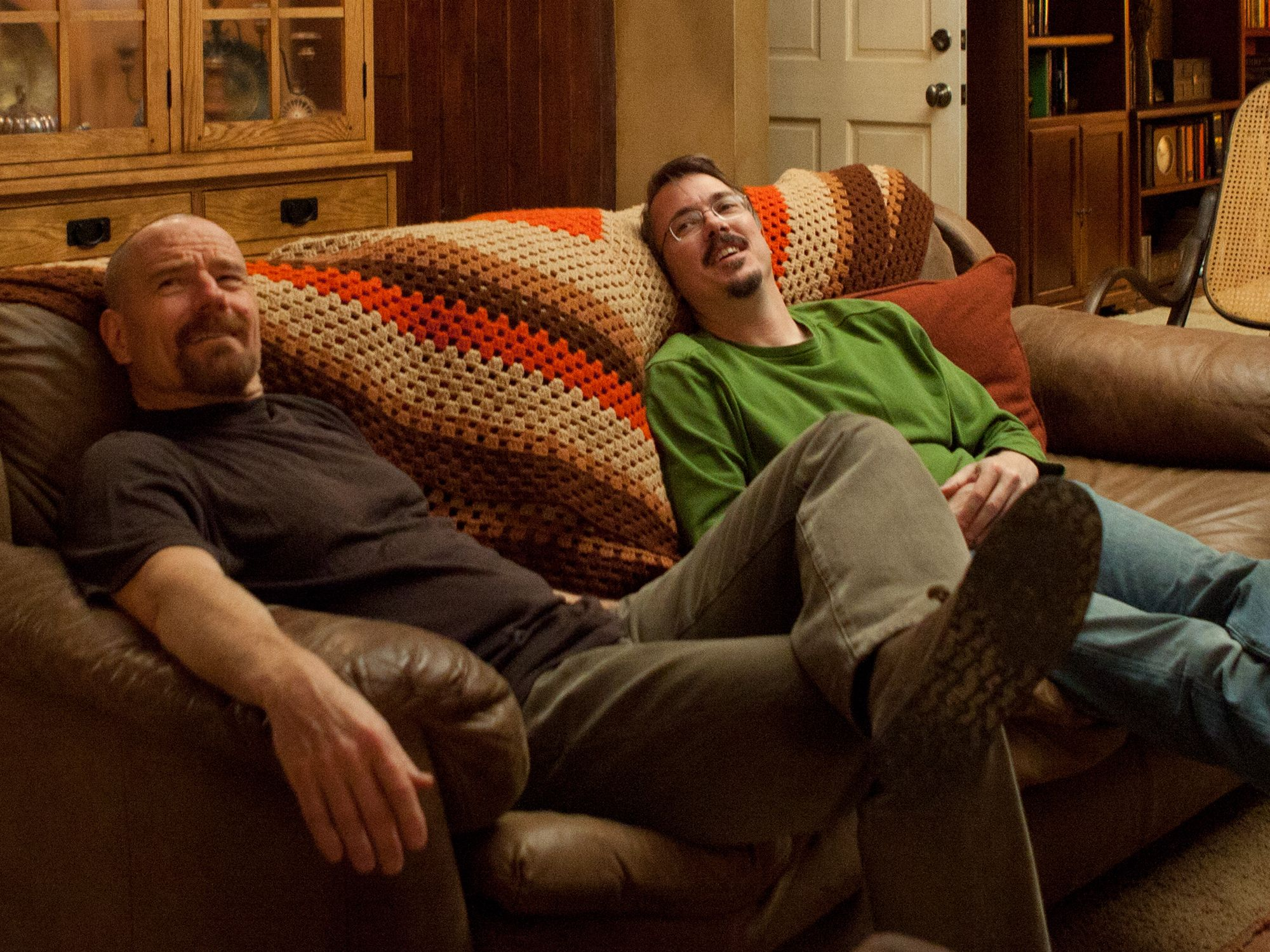Milch Auf Couch Breaking Bad How Vince Gilligan Created Tv S Greatest Anti Hero