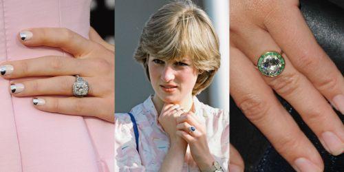 Medium Of Mila Kunis Engagement Ring