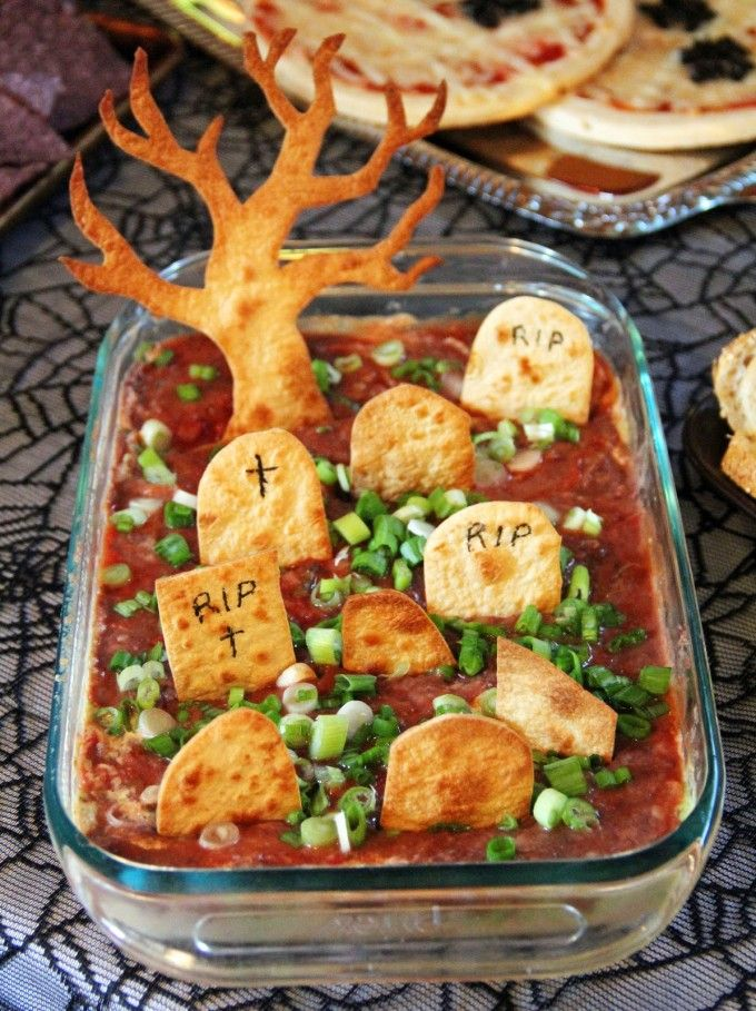 40+ Easy Halloween Appetizers - Recipes  Ideas for Halloween Hors d