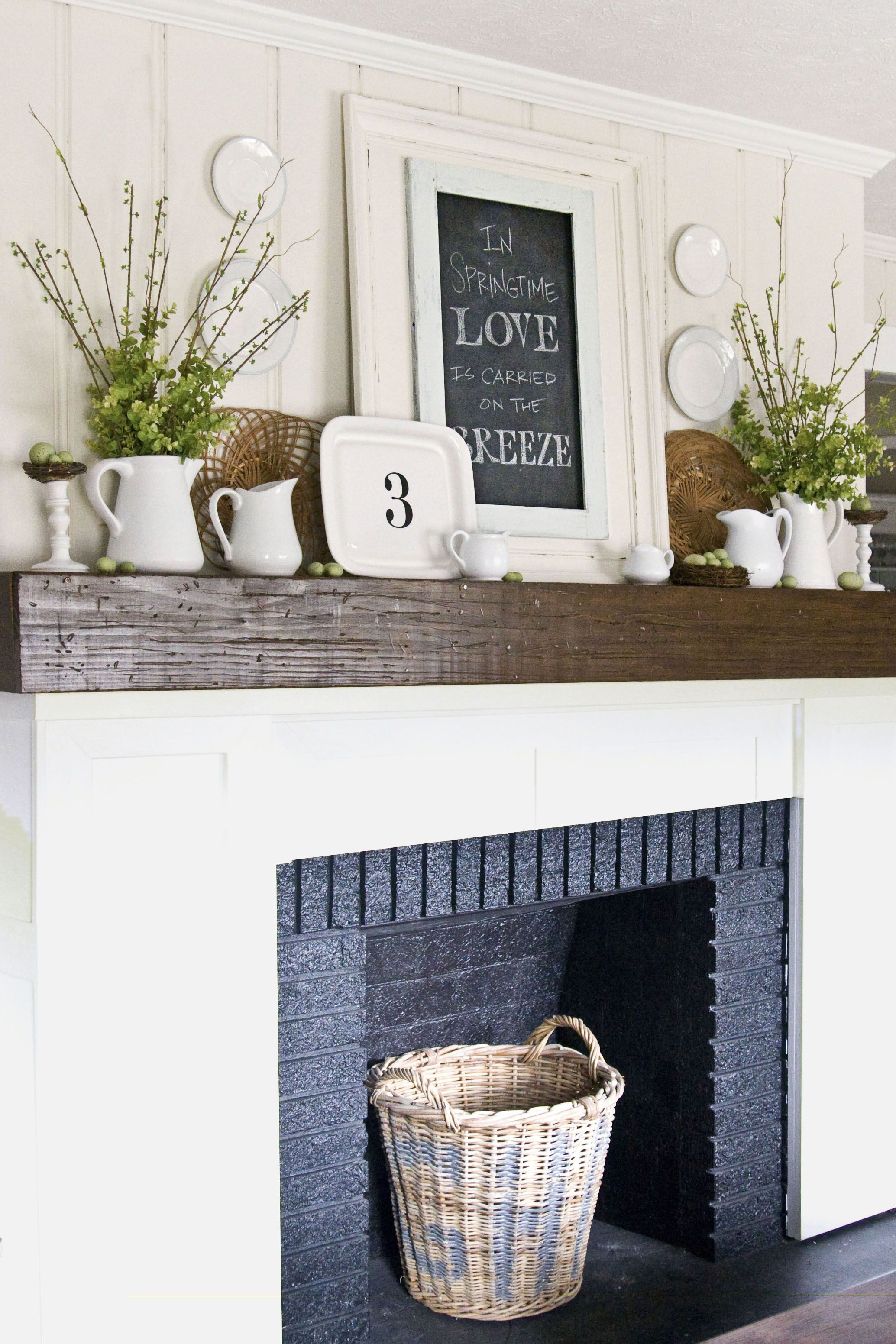 Fake Fireplaces For Decoration 18 Fireplace Decorating Ideas Best Fireplace Design Inspiration