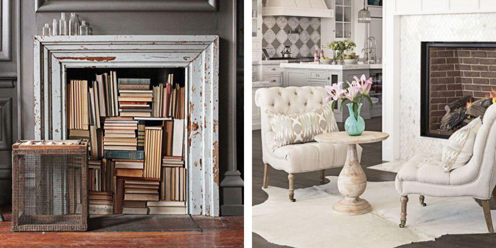 18 Fireplace Decorating Ideas Best Fireplace Design