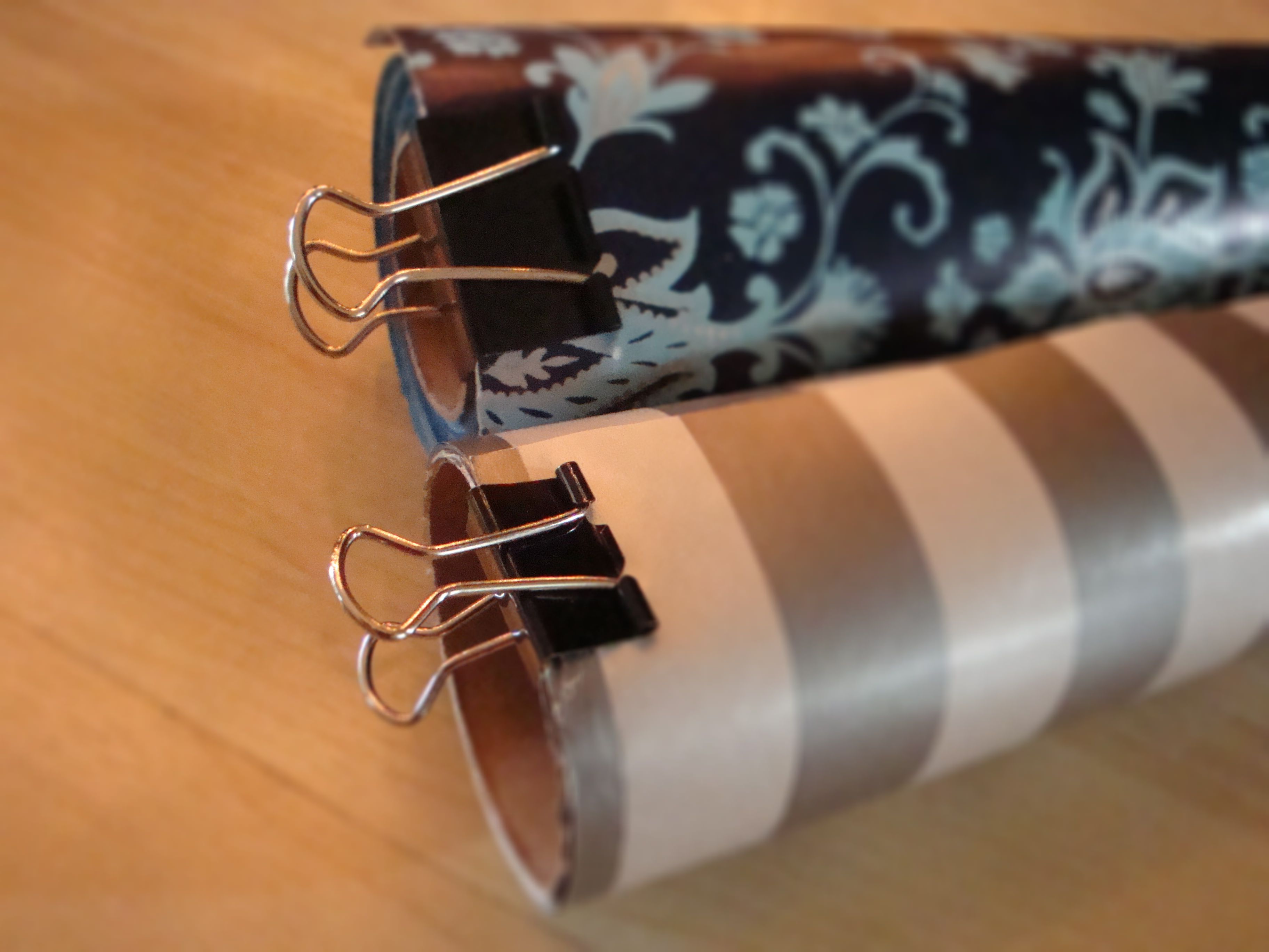 New Uses For Binder Clips Home Organizing Hacks