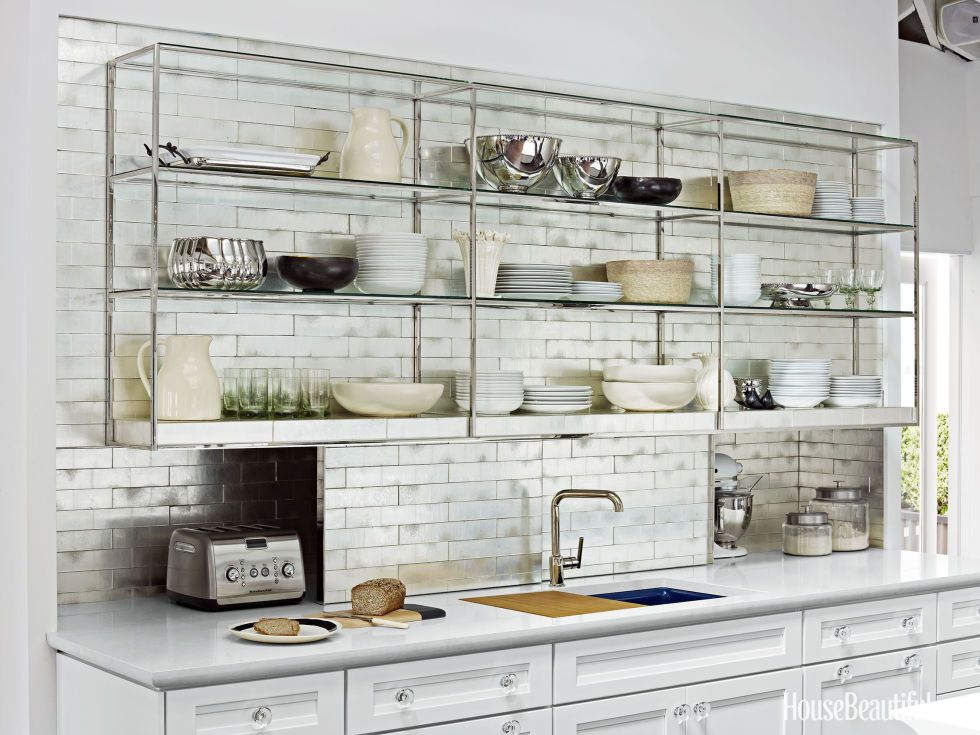 Hate Open Shelving? These 15 Kitchens Might Convince You Otherwise - open kitchen shelving ideas