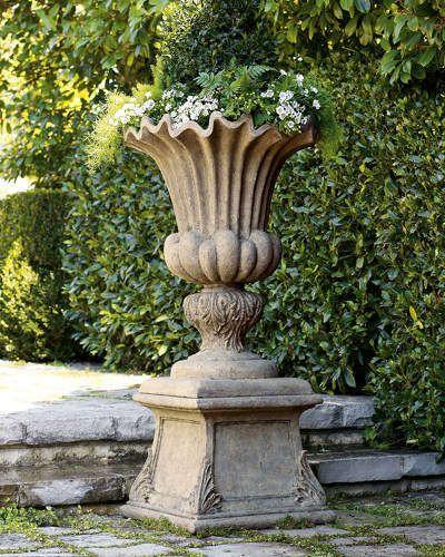 Outdoor Garden Statues   Garden Urns, Finials, And Figures   Statue Garden