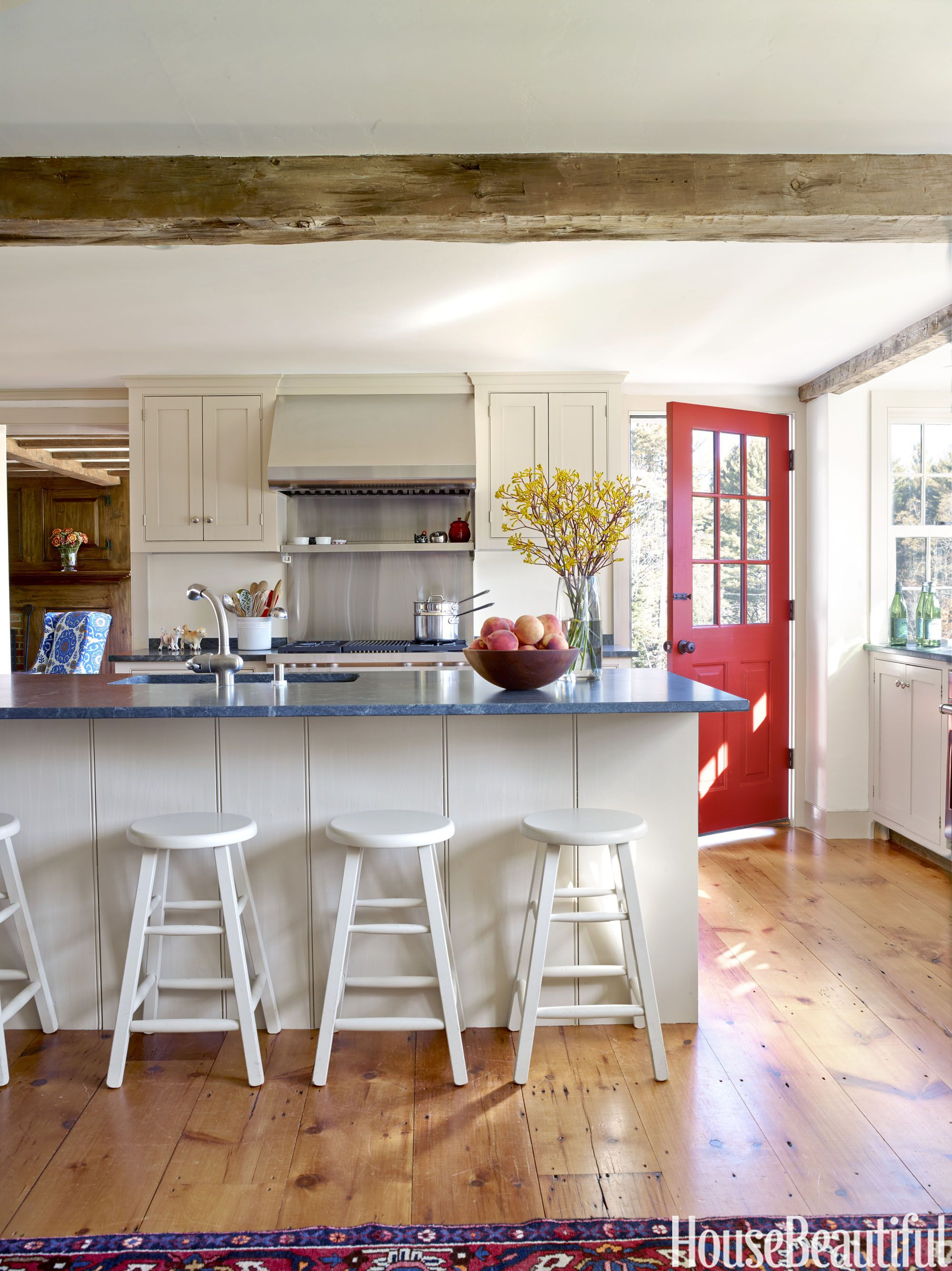 Kitchen Counter And Stools 20 Best Kitchen Countertops Design Ideas Types Of Kitchen Counters