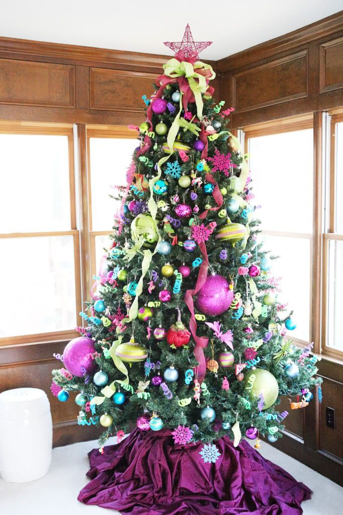 50 Christmas Tree Decoration Ideas - Pictures of Beautiful Christmas