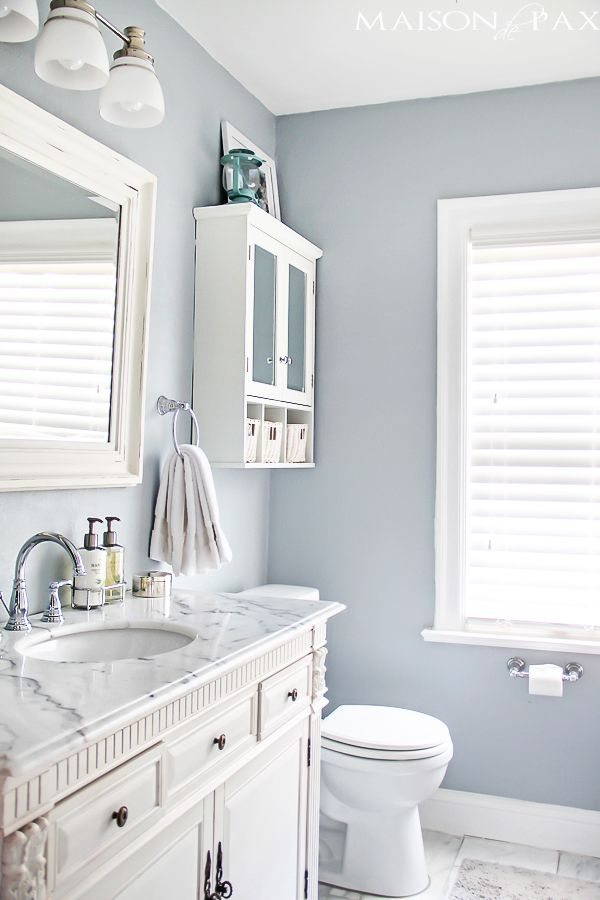 25 Small Bathroom Design Ideas - Small Bathroom Solutions - small bathroom cabinet ideas