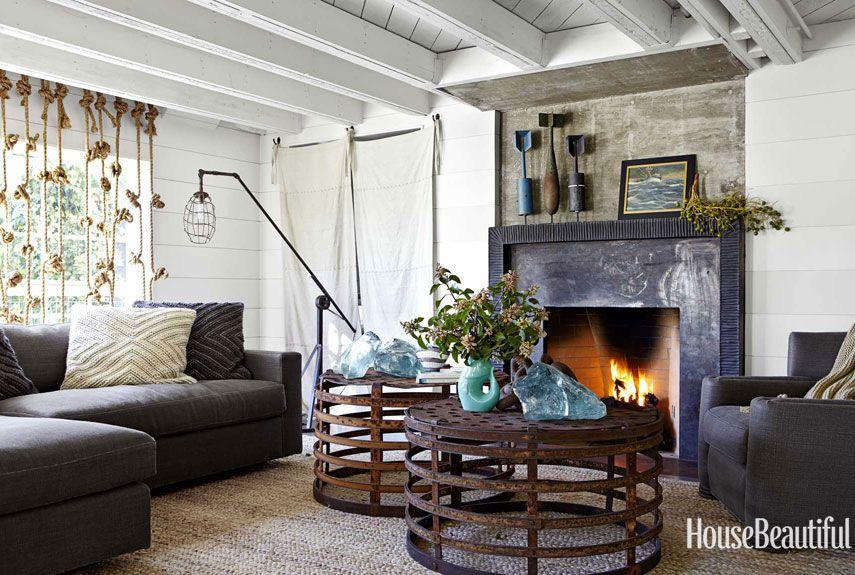 17 Coastal Decor Ideas - Beach Inspired Home Decor - coastal home decor