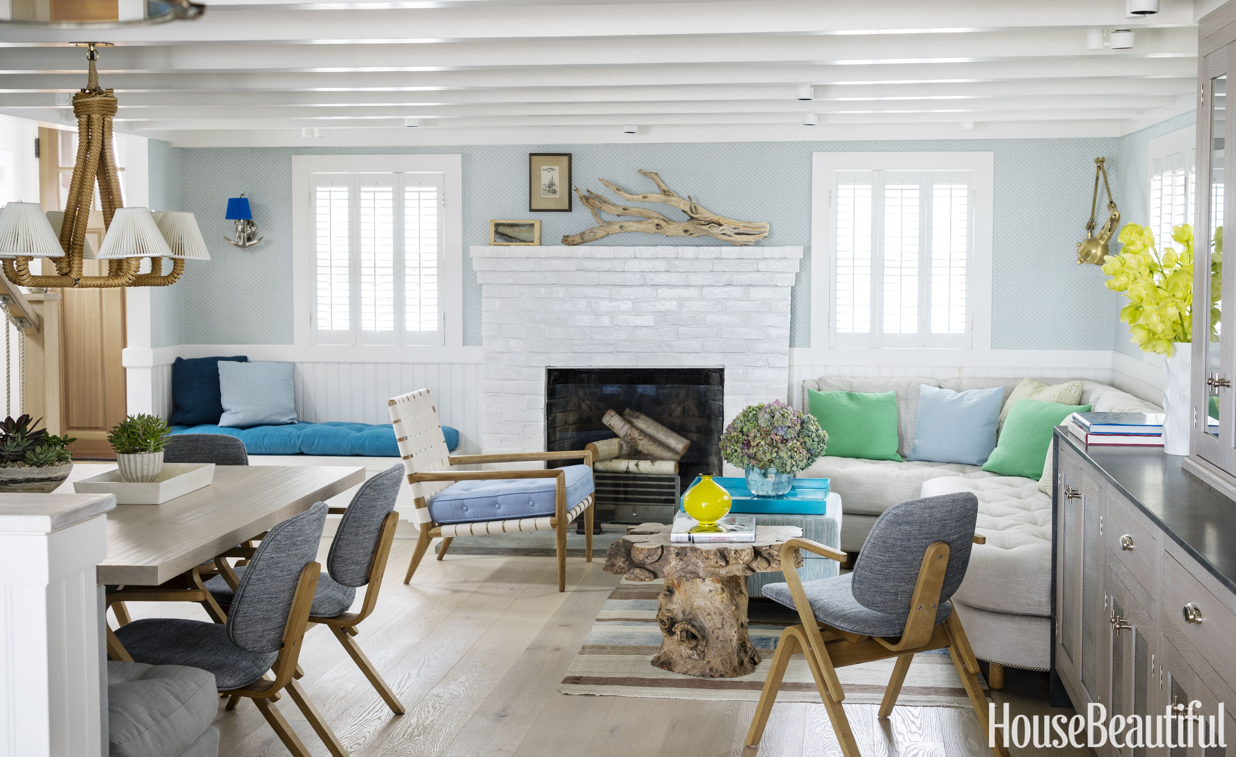 Frank Roop Beach House Decor And Decorating Ideas